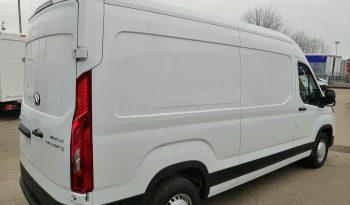 Maxus Deliver 9 LWB/HR FWD Base full